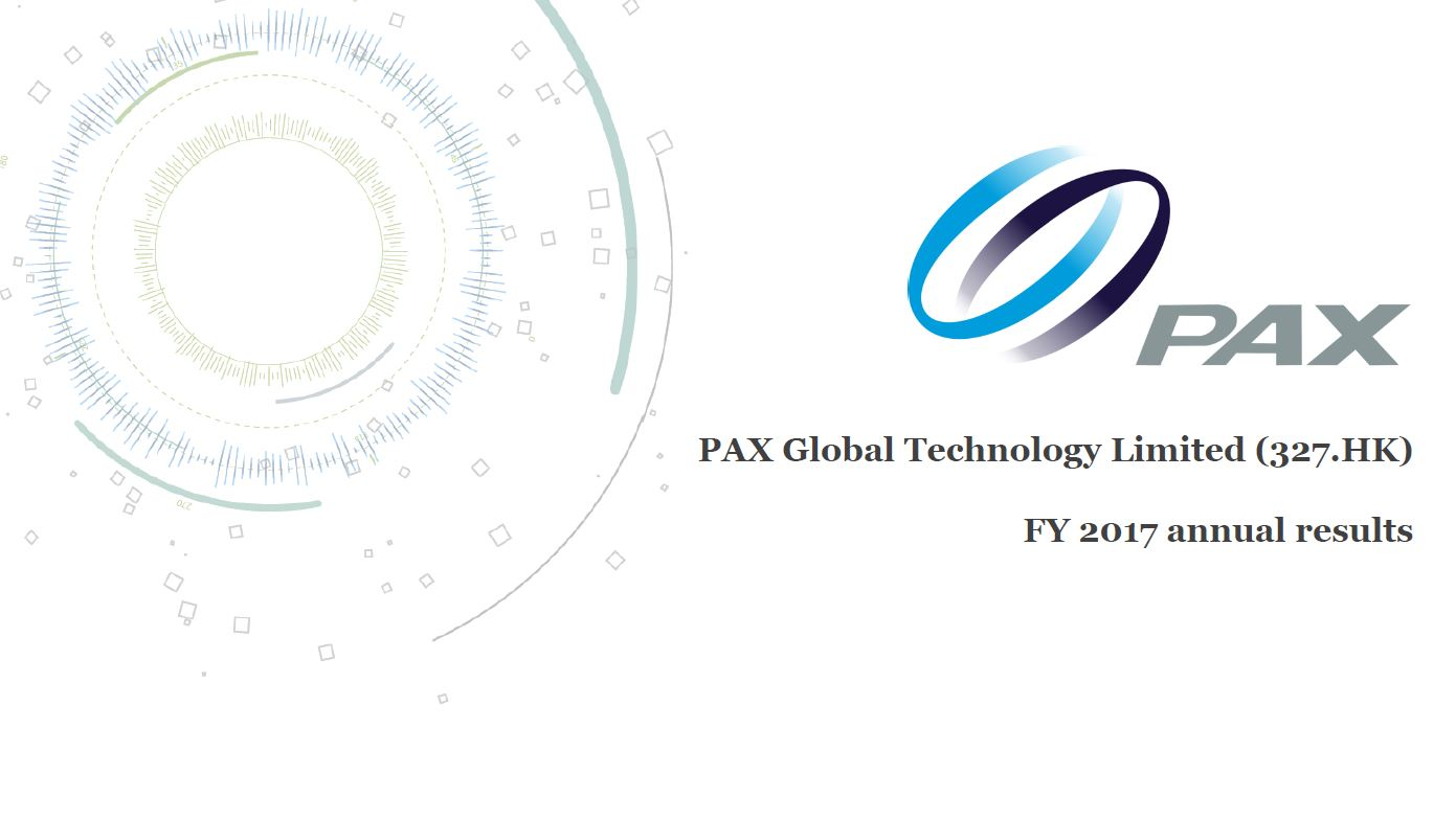2017 Annual Results Presentation 2017